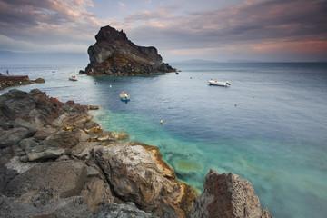 Costa volcanica