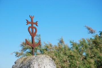 Croix en Camargue
