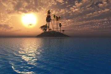 Paradise in the Sun
