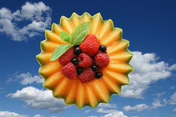 Soleil de fruits