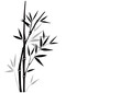 Sumi-e bamboo - 14455415