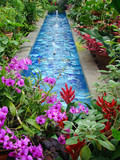 Fototapety United States Botanic Garden, Washington DC