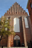 Wroclaw: Church of Sts. Stanislaw, Dorota and Waclaw