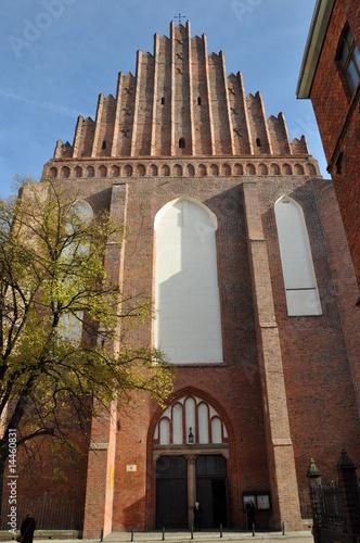 Wroclaw: Church of Sts. Stanislaw, Dorota and Waclaw - 14460831