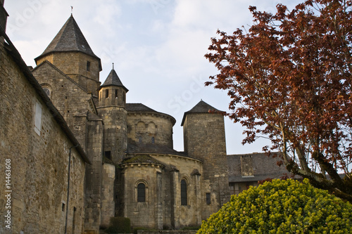 Eglise de Saint Robert (Corrèze)