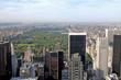 Vue sur les tours de Manhattan - New York