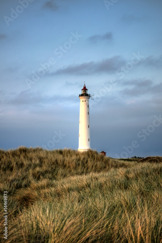 Fototapeten,dänemark,leuchtturm,dänemark,north sea
