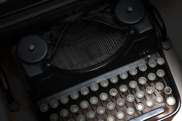 macchina per scrivere - luce d'effetto