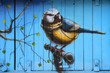Quadro Graffity bird
