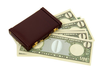 Business profits money zero value