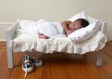 Fototapeta opieka - noworodek - Niemowlę