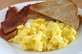 Scrambled Eggs and Bacon poster