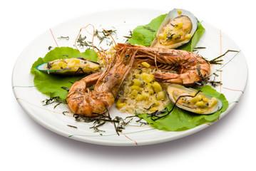 Sea dish