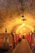 Weinkeller, Eichenfässer, Barrique, Montepulciano, Toskana