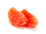 halves grapefruit
