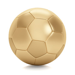 Soccer ball. This image contains clipping path.
