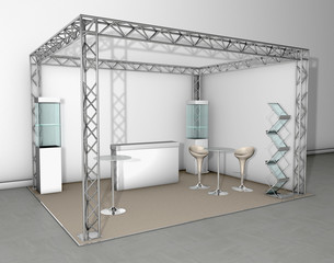 exhibition stand tradeshow