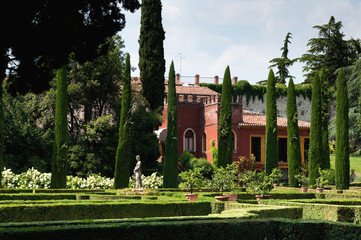 Verona - Giardini Giusti