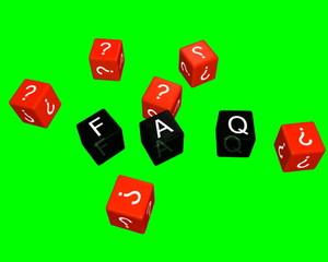 faq footage green key