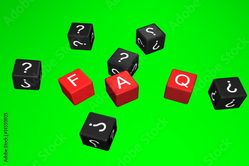FAQ 3d animation green screen