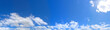 big panorama. landscape blue sky - 14556232