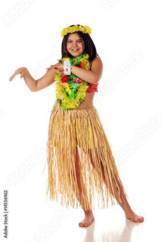Ready to Dance Hawaiian