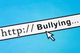 Online Bullying poster