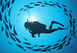 roleta: Diver