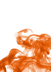 Fundo Abstracto Lilás - Orange Background