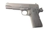 Semi -Automatic pistol poster