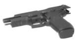 Semi-automatic pistol poster