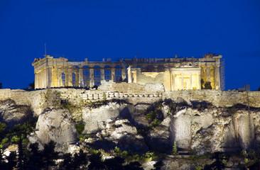 parthenon acropolis reconstruction athens greece