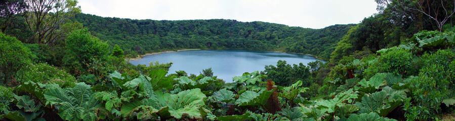 Volcan Laguna Botos