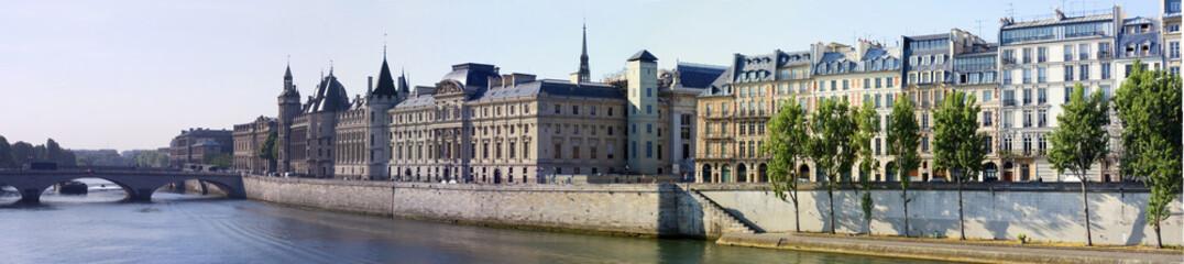 Quai de l'horloge - Paris