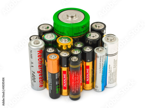 Group of batteries - 14595414
