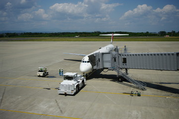 大型旅客機
