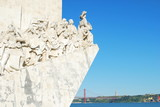 Sea Discoveries monument in Lisbon, Portugal poster