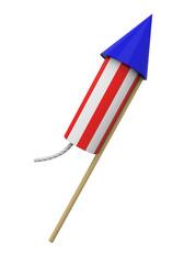 4th of July rocket 2