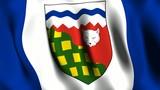 Northwest Territories Flag poster