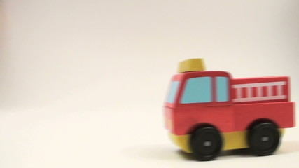 Toy fire engine series - HD