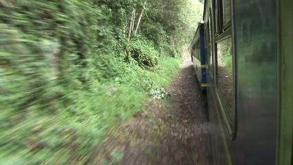Eisenbahn, Südamerika