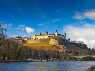 Würzburg Festung Marienburg