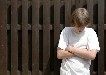 Einsamer Junge 2