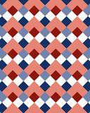 pattern rhombus 1 poster