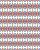pattern rhombus poster
