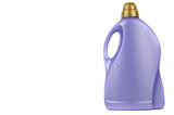 Violet Detergent Bottle poster