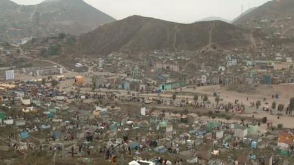 Allerheiligen in Peru