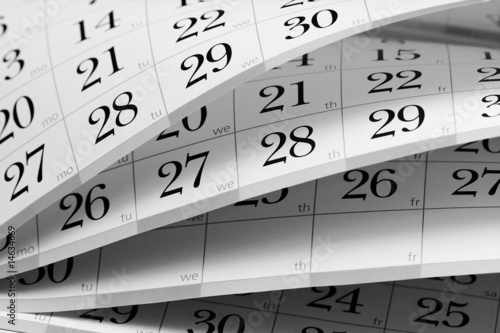 calendar - 14634669