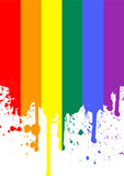 Fototapety rainbow flag