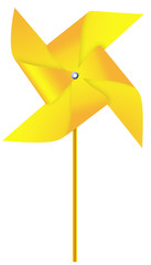 moulin jaune